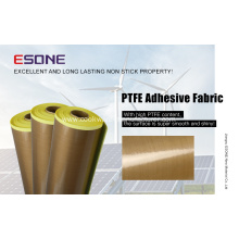 100% Original Factory for Heat Proof Adhesive Tape Heat resistant PTFE adhesive fabric for sealing machine export to Malawi Importers